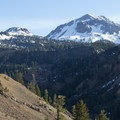 The Southwest Walk-in Campground is 7 miles from Lassen Peak (10,457 ft), and the closest campground from the southwest entrance.- 3-Day Itinerary in Lassen Volcanic National Park