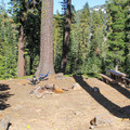 The Lassen Southwest Walk-in Campground in May.- Northern California Winter Road Trip