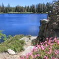 Packer Lake Lodge resides on the west shore of Packer Lake.- 5 Reasons to visit Lakes Basin