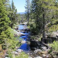 Frazier Creek.- 5 Reasons to visit Lakes Basin