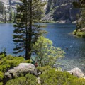 Soaking up the sun on Eagle Lake.- 3-Day Fall Itinerary for South Lake Tahoe