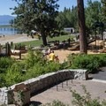 Playground with a view.- 3-Day Weekend Itinerary in Tahoe, CA