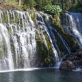 Middle Falls on the McCloud River.- 5 Reasons to Visit Mount Shasta in the Winter