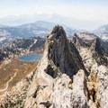 Matthes Crest: View looking south.- 35 Summit Views Worth Hiking For