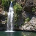 Potem Falls.- 14 Incredible Swimming Holes in Northern California