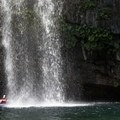 Potem Falls and its picturesque pool.- California's 35 Best Swimming Holes