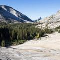 Upper Tenaya Canyon.- Exploring California's 9 National Parks