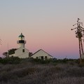 Old Point Loma Lighthouse at Cabrillo National Monument.- Driving 101: An Unbeatable West Coast Road Trip