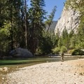 South Fork Kings River near Road's End. - Fire and Ice in Sequoia + Kings Canyon National Parks