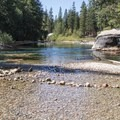 Muir Rock. Road's End.- Destination Sequoia + Kings Canyon: A West Slope Itinerary