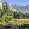 Kings Canyon's outdoor playground awaits campers staying nearby at Sheep Creek.- Destination Sequoia + Kings Canyon: A West Slope Itinerary