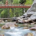 South Fork Kings River on the Kanawyer Loop Trail.- California's 60 Best Day Hikes