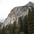 South wall of Kings Canyon.- Exploring California's 9 National Parks