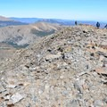 Mount Audubon's summit is at 13,229 feet with Longs Peak to the north.- 35 Summit Views Worth Hiking For
