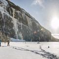 Snowshoers in New York's Adirondacks.- 12 Months of Adventure: January - Snowventures