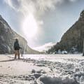 Avalanche Lake.- Exploring 5 Frozen Wonderlands of America