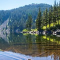 Mason Lake on the trail to Mount Defiance.- 5 Amazing Hikes in the Alpine Lakes Wilderness
