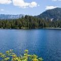 Deer Lake.- 5 Amazing Hikes in the Alpine Lakes Wilderness
