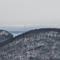 Manhattan skyline to the south in Bear Mountain State Park. - Hudson Valley's 12 Best Winter Adventures