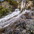 Berstarse Falls!- 5 Reasons to Visit Mount Shasta in the Winter