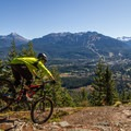 Rock roll at the Bonny Makarewicz memorial on the Billy Epic Trail.- 10 Reasons to Visit Whistler