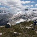 Alpine views above Cyclone Lake.- Washington's Best Backpacking Trips