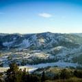 Looking south from Bloomington Peak.- OP Adventure Review December 28-31, 2015