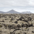 Lava fields surrounding the Blue Lagoon.- 1-Week Adventure Itinerary for Iceland