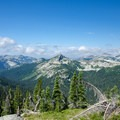 Selkirk Mountains on the Pacific Northwest Trail.- 10 Amazing Idaho Adventures