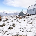 BC's Brew Hut sits above the Sea-to-Sky Corridor between Squamish and Whistler.- 10 Winter Huts You Should Visit
