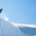 An evening snowboard lap down Hops Peak on Mount Brew.- 5 Reasons to Visit Squamish, British Columbia