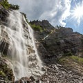 Bridal Veil Falls is only a few minutes away.- Sundance