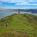 Trail running in Marin. Hills are an excellent training tool.- 12 Months of Adventure: February - Adventure Training + Fitness
