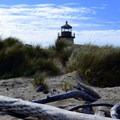 Coquille River Lighthouse at Bullards Beach.- Oregon's 16 Best Beaches