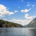 Buntzen Lake.- Vancouver B.C.'s Best Beaches + Swimming Holes