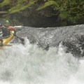 Big Kahuna Falls on Canyon Creek.- 2017: The Year of the Outdoor Woman