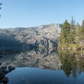 Castle Lake in the summer.- 5 Reasons to Visit Mount Shasta in the Winter