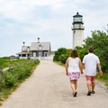 Don't miss Cape Cod's oldest lighthouse, Highland Lighthouse, while exploring the National Seashore.- Incredible Coastal Adventures in Massachusetts