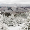 View from the summit.- 15 Must-see Fall Foliage Adirondack Adventures