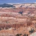 Highway 148 runs alongside Cedar Breaks National Monument. - Must-do Scenic Drives in Utah