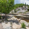 Charlie's Hole on the Yampa River.- 12 Great Colorado Swimming Holes