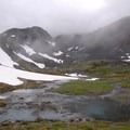 Crow Pass.- America's Incredible Thru-Hikes