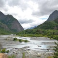 View of the Eagle River and flood plane.- Our Guide to Epic Alaskan Summer Explorations