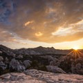 Sunrise over City of Rocks.- Summer Road Trip Destinations in Idaho, Colorado, and Utah