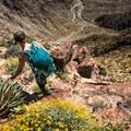 Hiking Indianhead Peak's Southeast Ridge in California.- 6 Tips for Better Desert Hiking