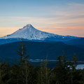 Views of Mount Hood from the Clear Lake Fire Lookout.- 10 Beautiful Cross-Country Ski Trails