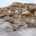 Geology of the Cleveland Lloyd Dinosaur Quarry.- Unforgettable National Natural Landmarks