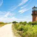 Discover the best views on Martha's Vineyard from the top of Gay Head Lighthouse.- Incredible Coastal Adventures in Massachusetts