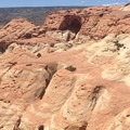 Cassidy Arch viewed from the trail.- Utah's Five National Parks