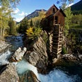 Crystal Mill.- The West's 100 Best Waterfalls
